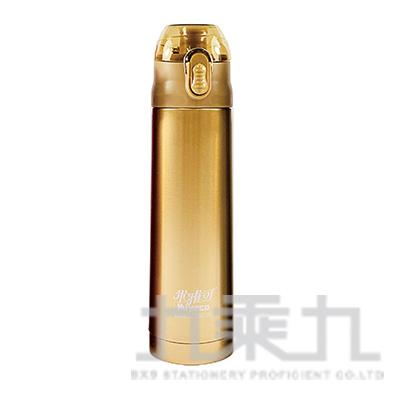 經典316ST彈跳杯500ml 香檳金色 MY-7150C