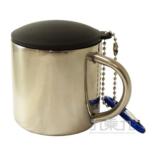 雙層隔熱不鏽鋼旅巧杯-110ml