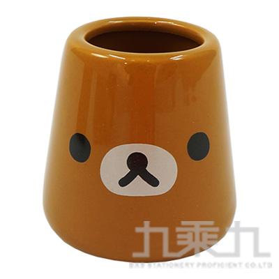 拉拉熊 多功能陶瓷牙刷架 (大臉)