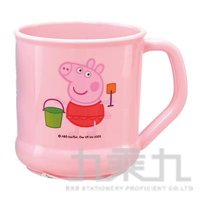 佩佩豬PP圓弧水杯220cc粉紅版