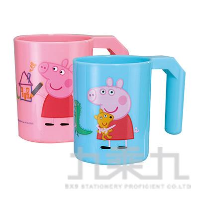 佩佩豬 PP牙刷杯藍版 PP51231A