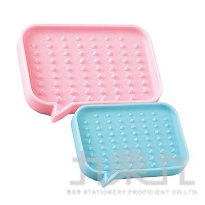 米諾諾可瀝水矽膠香皂盒 171694(顏色隨機出貨)