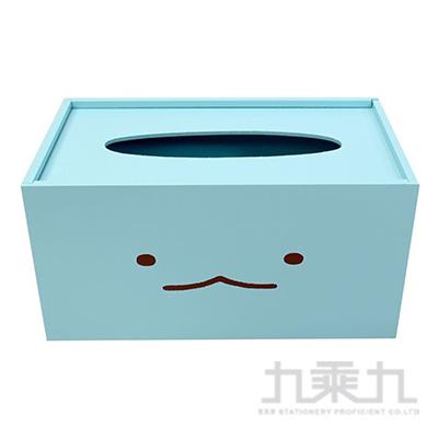 角落小夥伴木製面紙盒-恐龍版 SG62281A