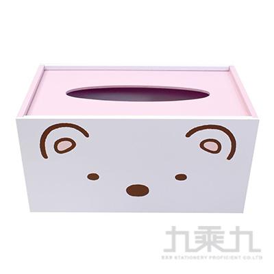角落小夥伴木製面紙盒-白熊版 SG62281C