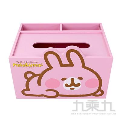 卡娜赫拉造型置物面紙盒-粉 KS62441A