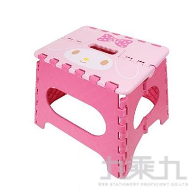 美樂蒂大臉矮凳椅 MM3002