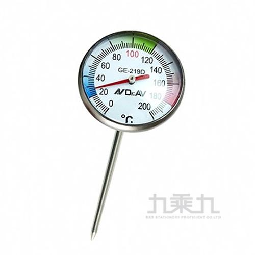Dr.AV多用途筆型溫度計(附筆套) GE-219D