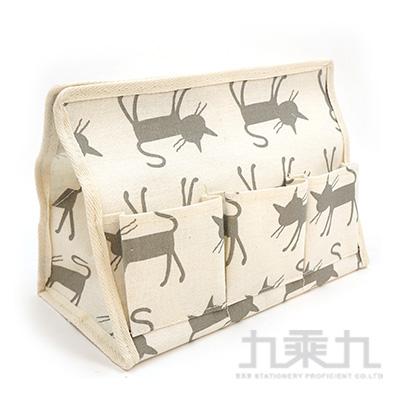 棉麻衛生紙收納盒 LF0341