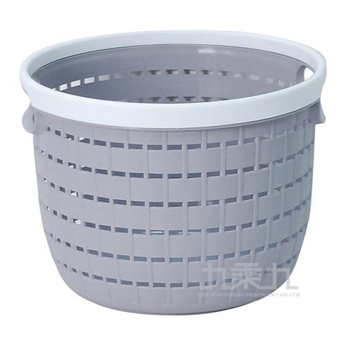 歐風收納籃-圓形(中) CACX012