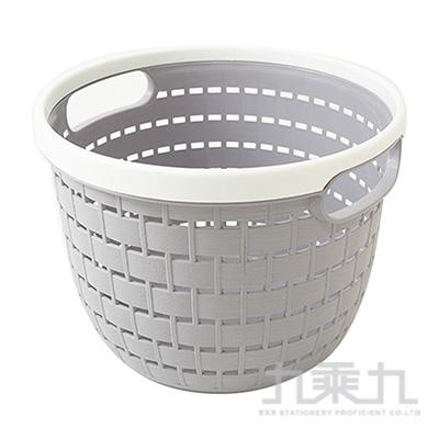 歐風收納籃-圓形(小) CACX013
