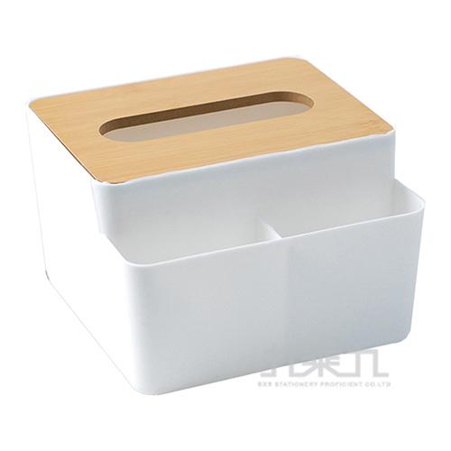 日式多功能收納紙巾盒 LF0108