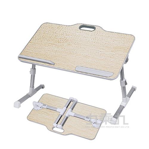 Hawk T558手提式多功能摺疊桌(橡木紋)