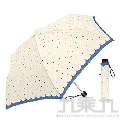 CRUX耐風折疊傘-小星星(白) WH34432