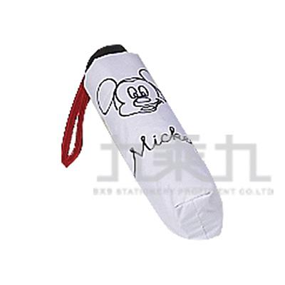 迪士尼狂歡派對折傘-白 AN-DS3557