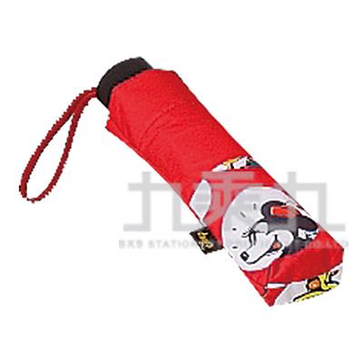 迪士尼狂歡派對折傘-紅 AN-DS3557
