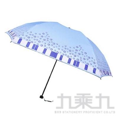 53*6K超輕防風日式虎骨四折傘