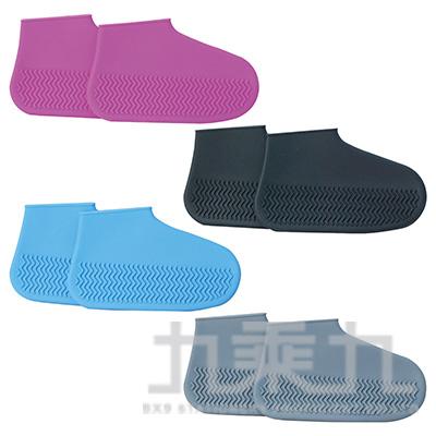 矽膠雨鞋套(L)約26cm 1633000695