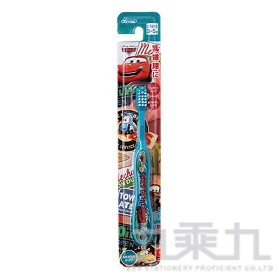 T/G進口3-5歲學童牙刷-CARS 73001