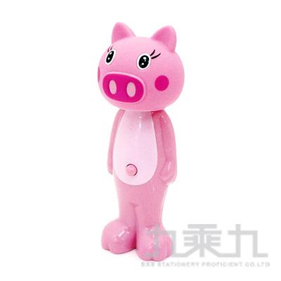 S/K 立體造型牙刷-小豬版 414475