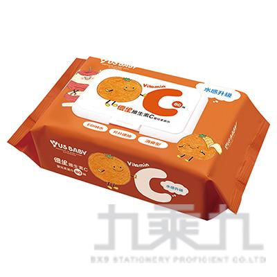 優生維生素C嬰兒柔濕巾GU32056