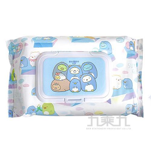 角落小夥伴濕紙巾80抽(有蓋) W763