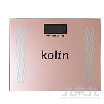歌林超薄體重計 KWN-DLW802