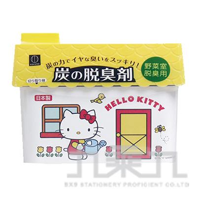 小久保KITTY冰箱除臭劑-蔬果室用KM-248