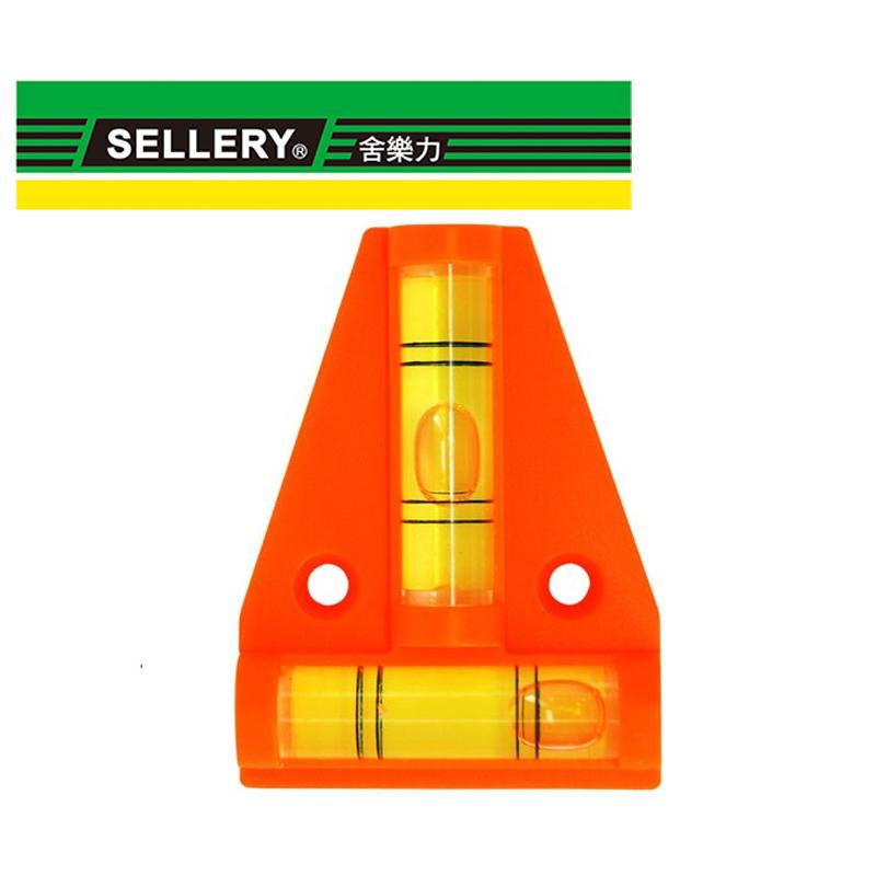 SELLERY 迷你三角水平儀 24_302