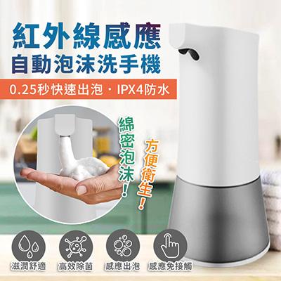 升級版自動泡沫洗手機350ml CY076