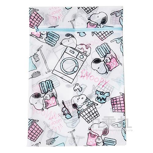 SNOOPY史努比方型洗衣網袋35*50cm 746619