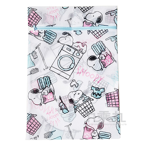 SNOOPY史努比方型洗衣網袋50*60cm 746620