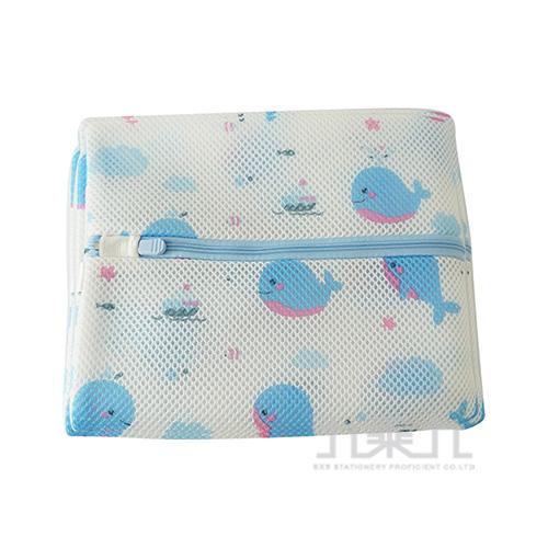 藍鯨魚三明治洗衣袋50*60 HT5159