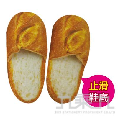 KCO 拐杖麵包造型室內拖鞋 PAN-SP3-OF