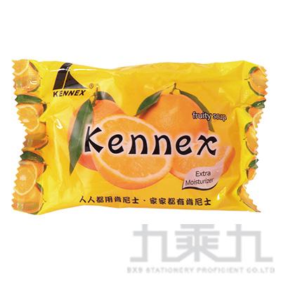KENNEX水果香皂80g(柑橘)