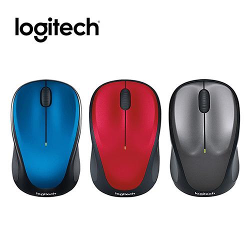羅技 Logitech 無線滑鼠 M235