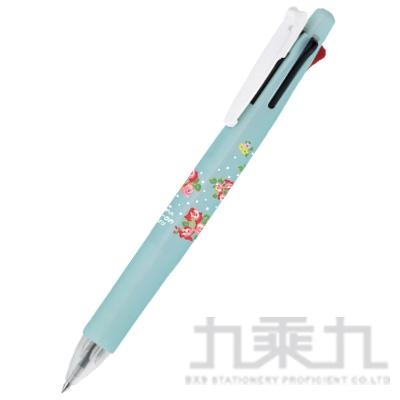 ZEBRA 四色五合一多功能原子筆(花系列)