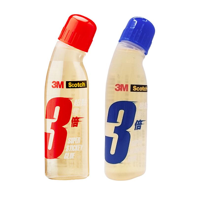 3M 超黏透明膠水