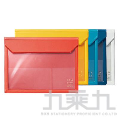 日本 FLATTY 多用途收納文件袋(中)
