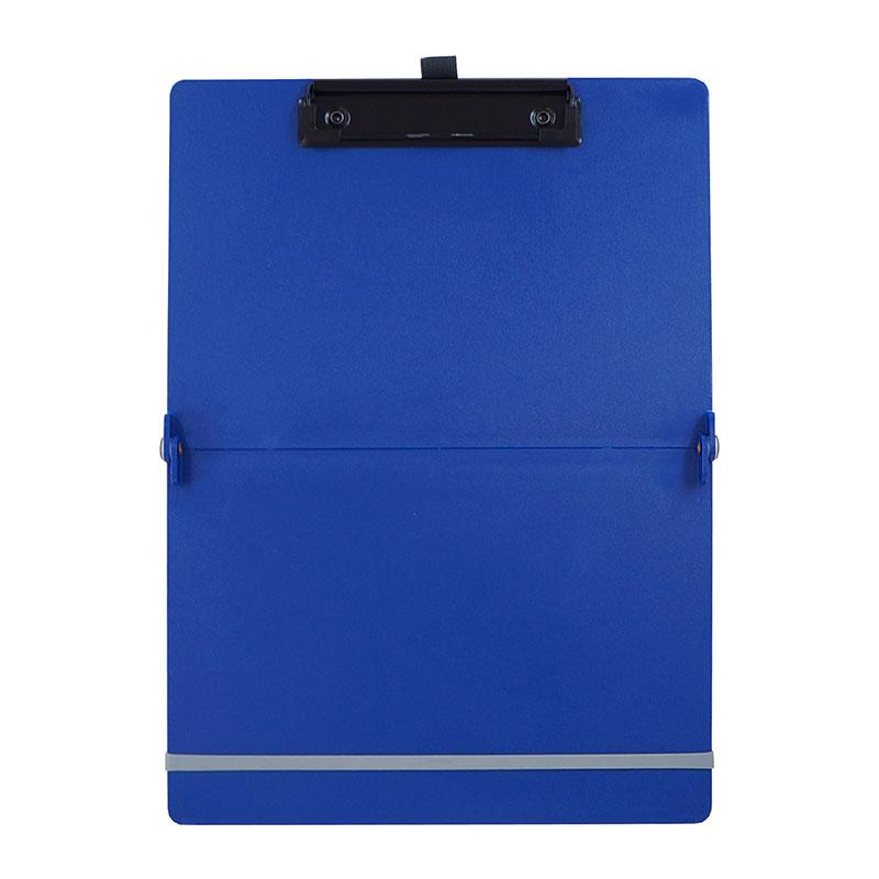 ABEL 隨行折疊板夾-藍色 66236-BL