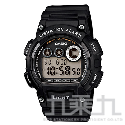 CASIO Digital手錶 W-735H