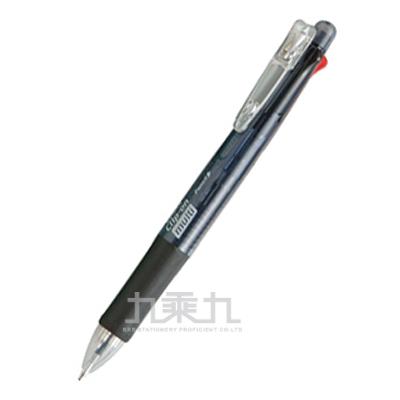 ZEBRA 4色原子筆0.7+自動鉛筆