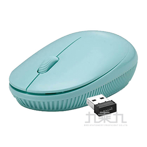 E-books M53 美型超靜音無線滑鼠 E-PCG227