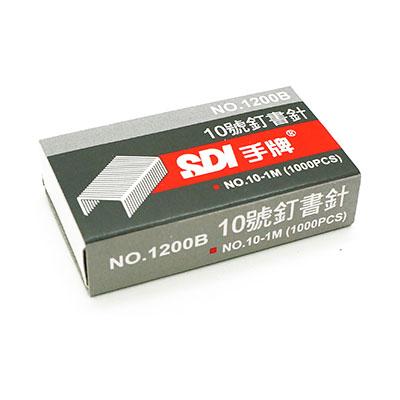 SDI 手牌 10號釘書針(單盒) 1200B