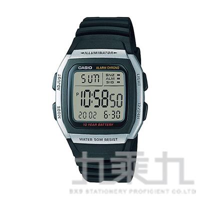 CASIO Digital手錶 W-96H