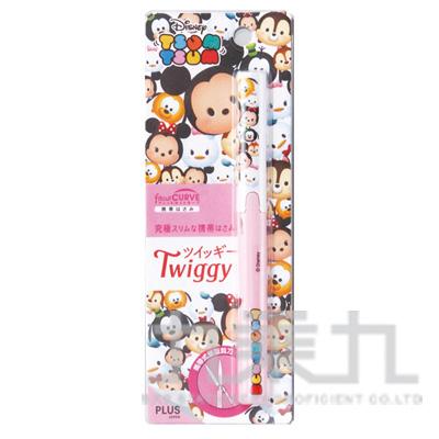 PLUS Disney 迪士尼 TSUM TSUM 攜帶式筆型剪刀 (可選刻字或無刻字版)