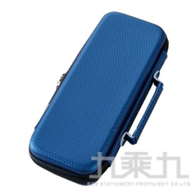 鑽石紋大容量可拆式筆盒 R/M:FSB150