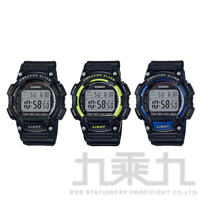 CASIO Digital手錶 W-736H