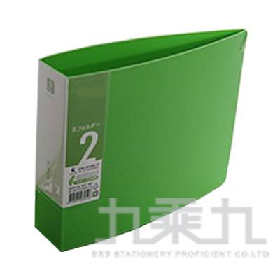 誌揚 PP橫紋D型2孔 32K資料卡夾 FP32-1