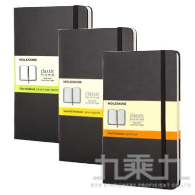 MOLESKINE 經典黑色硬殼筆記本(口袋型) ML701
