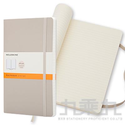 MOLESKINE 經典卡其軟皮筆記本(口袋) ML323